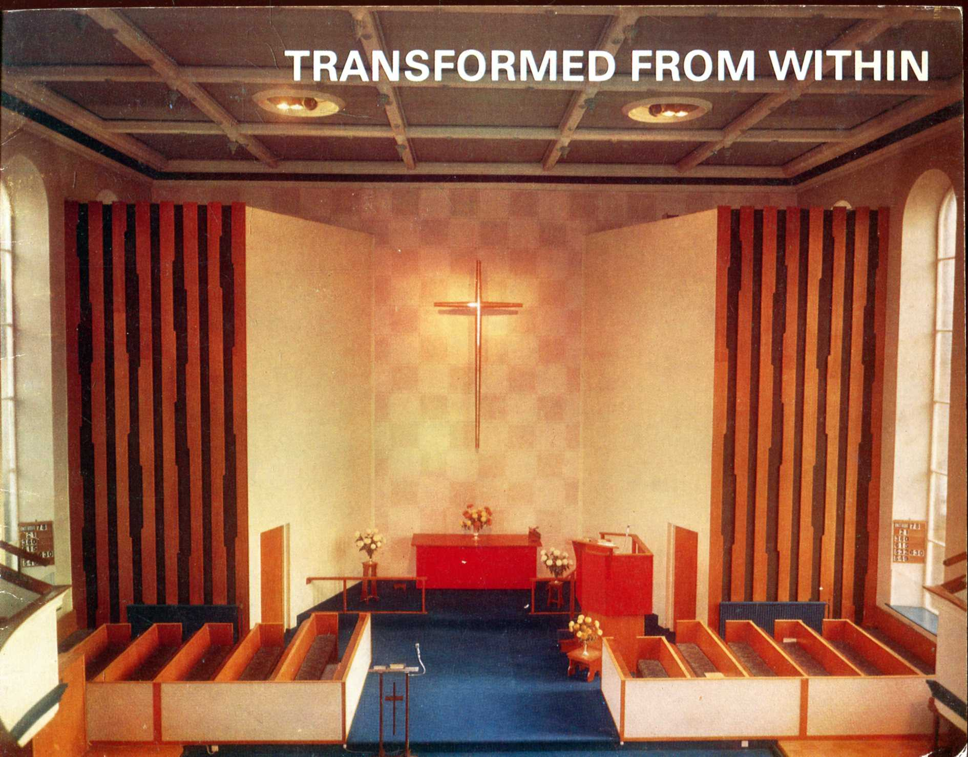 Image for Transformed from Within: an illustrated account of what can be done with some old Church Buildings