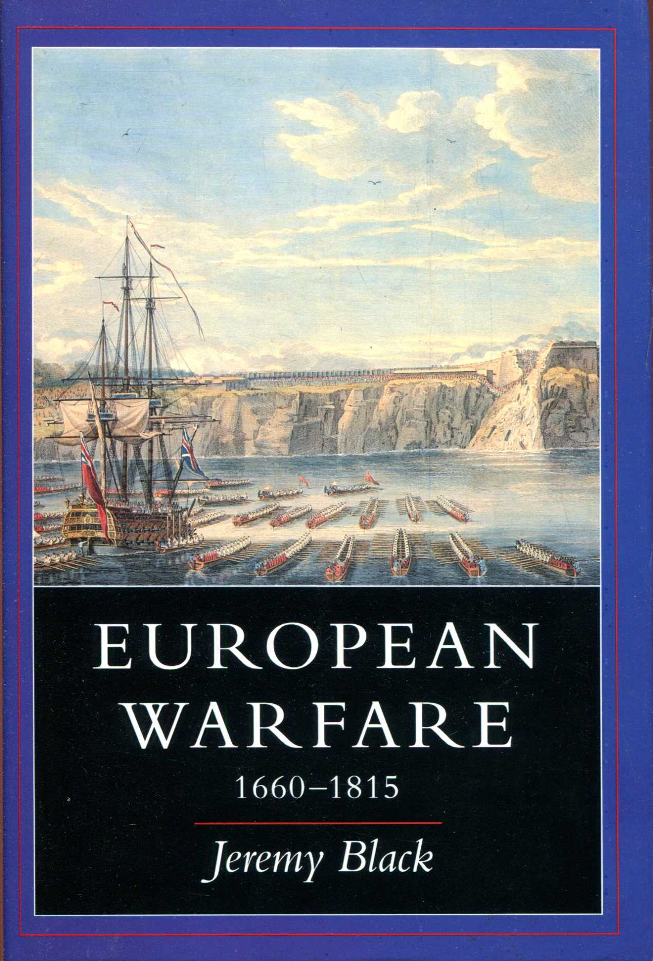 Image for European Warfare, 1660-1815