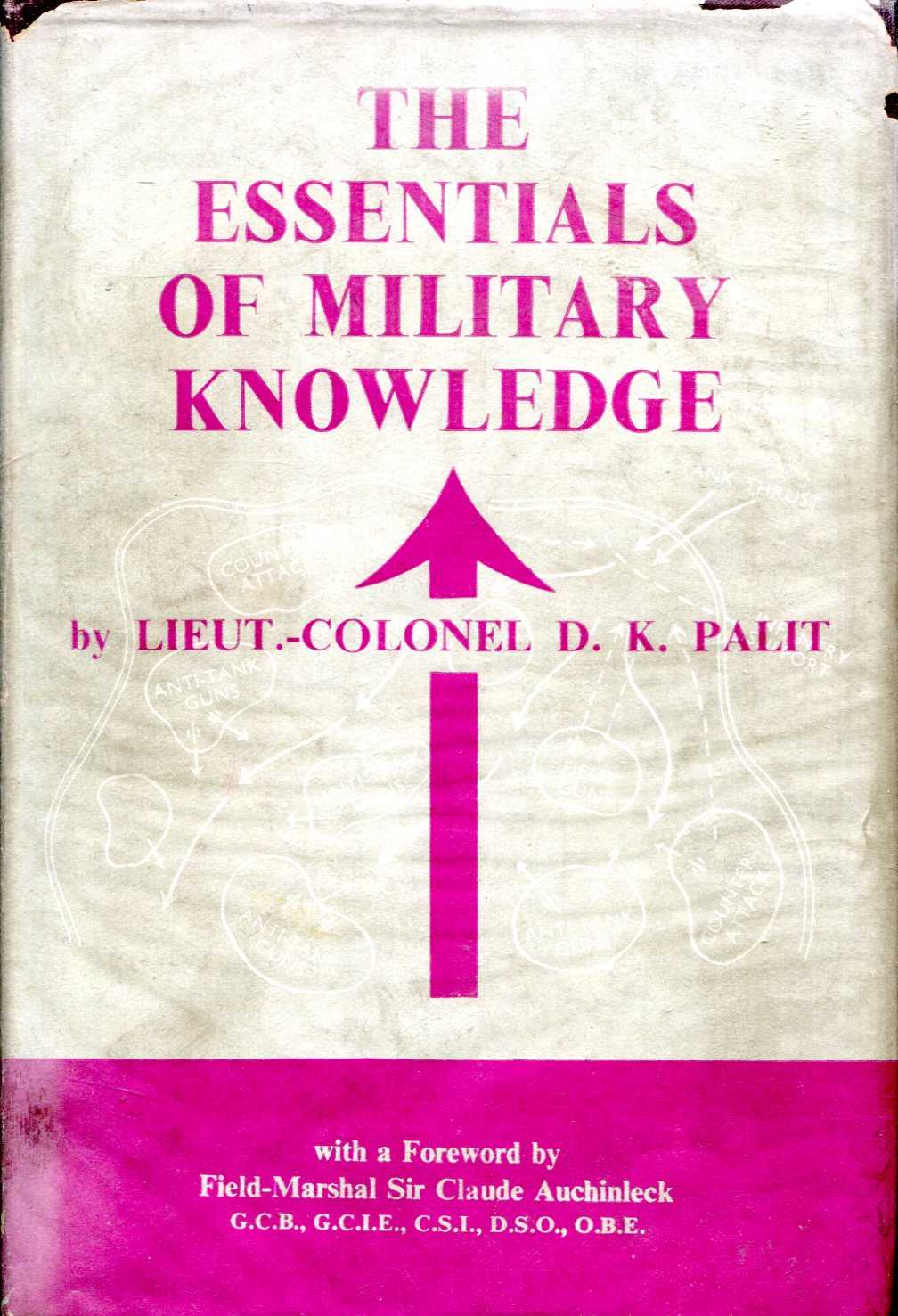 Image for The Essentials of Military Knowledge