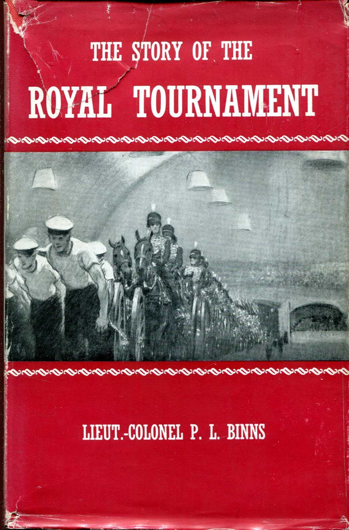 Image for The Story of the Royal Tournament