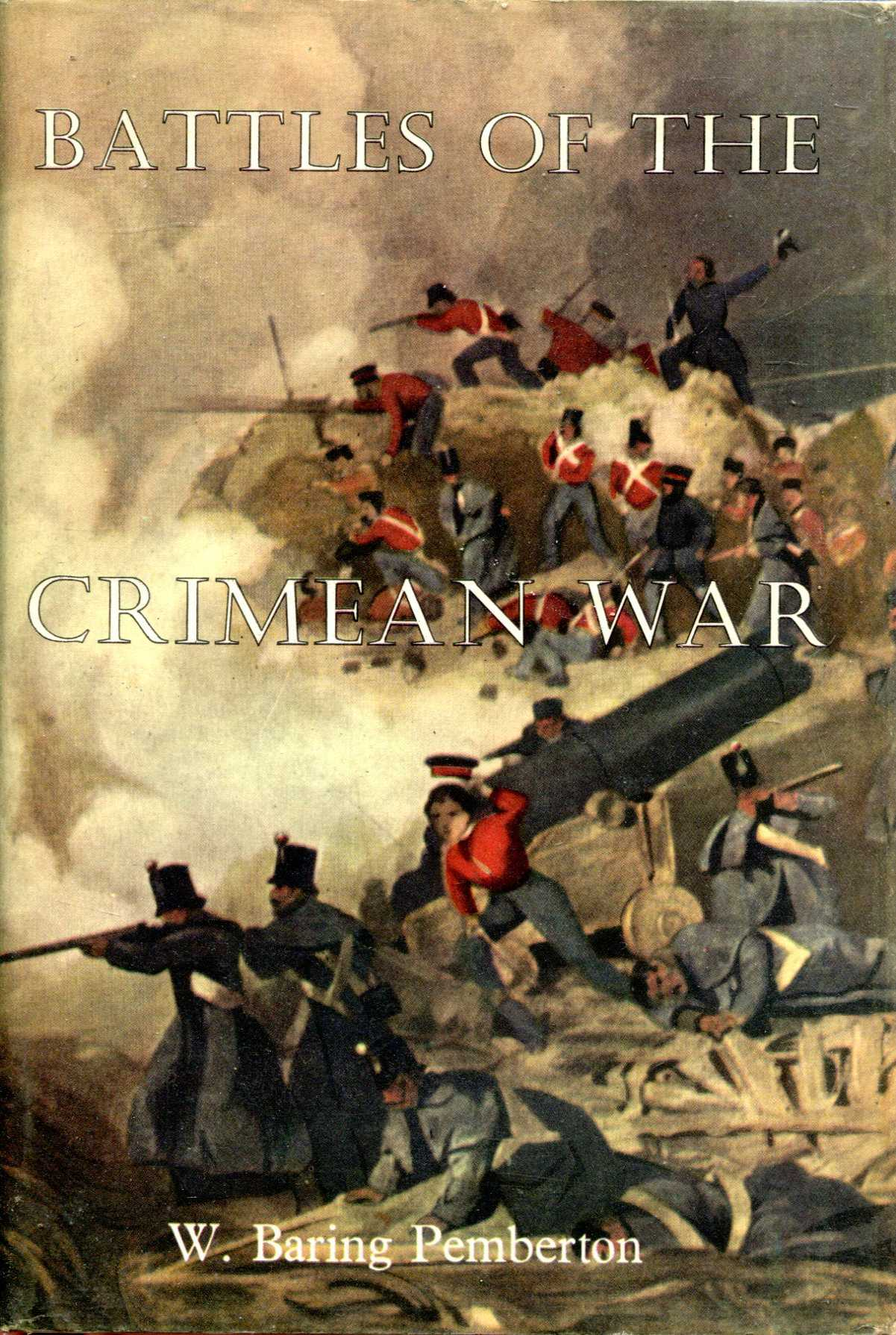Image for Battles of the Crimean War