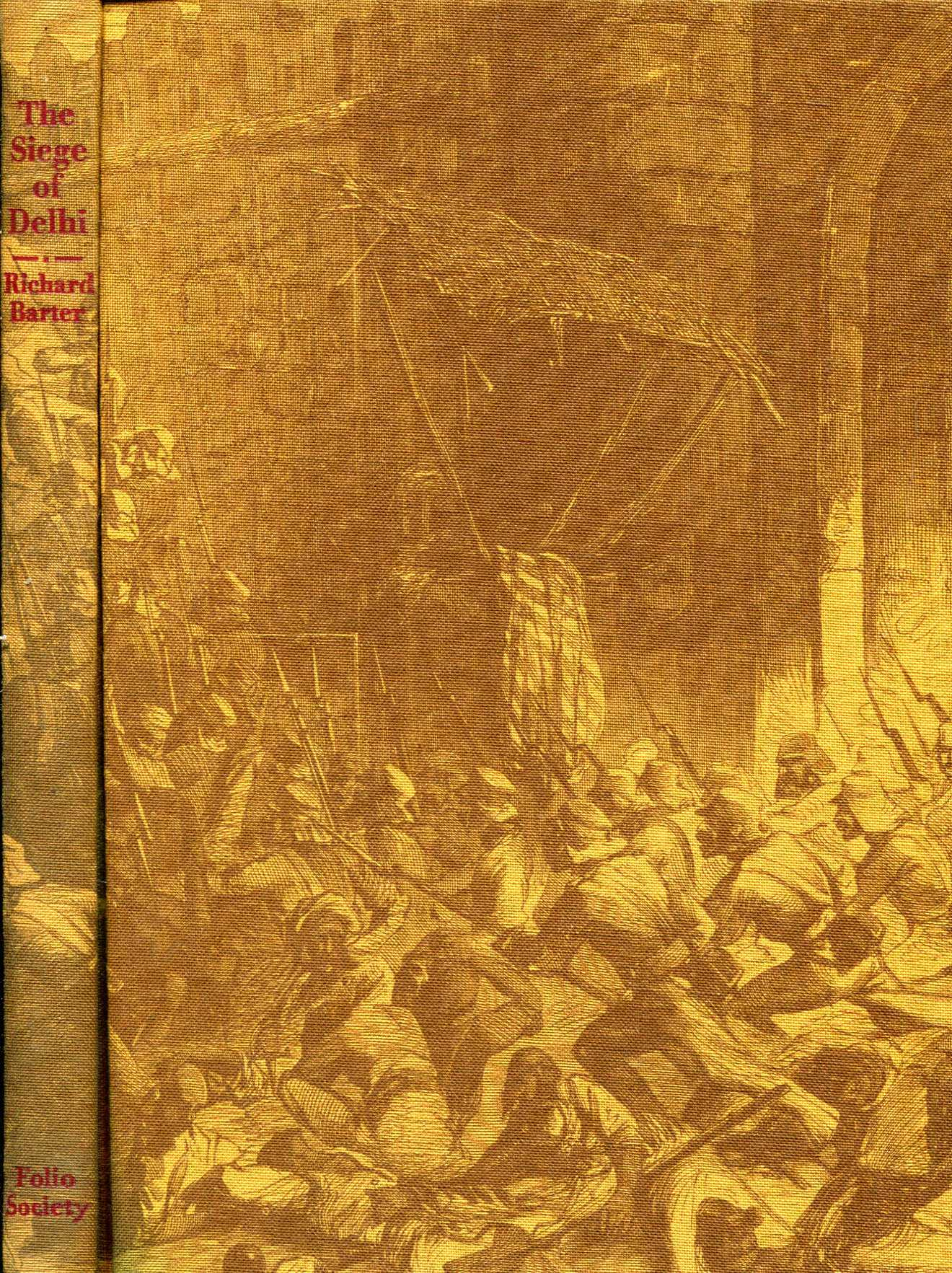 Image for The Siege of Delhi, mutiny memories of an Old Officer