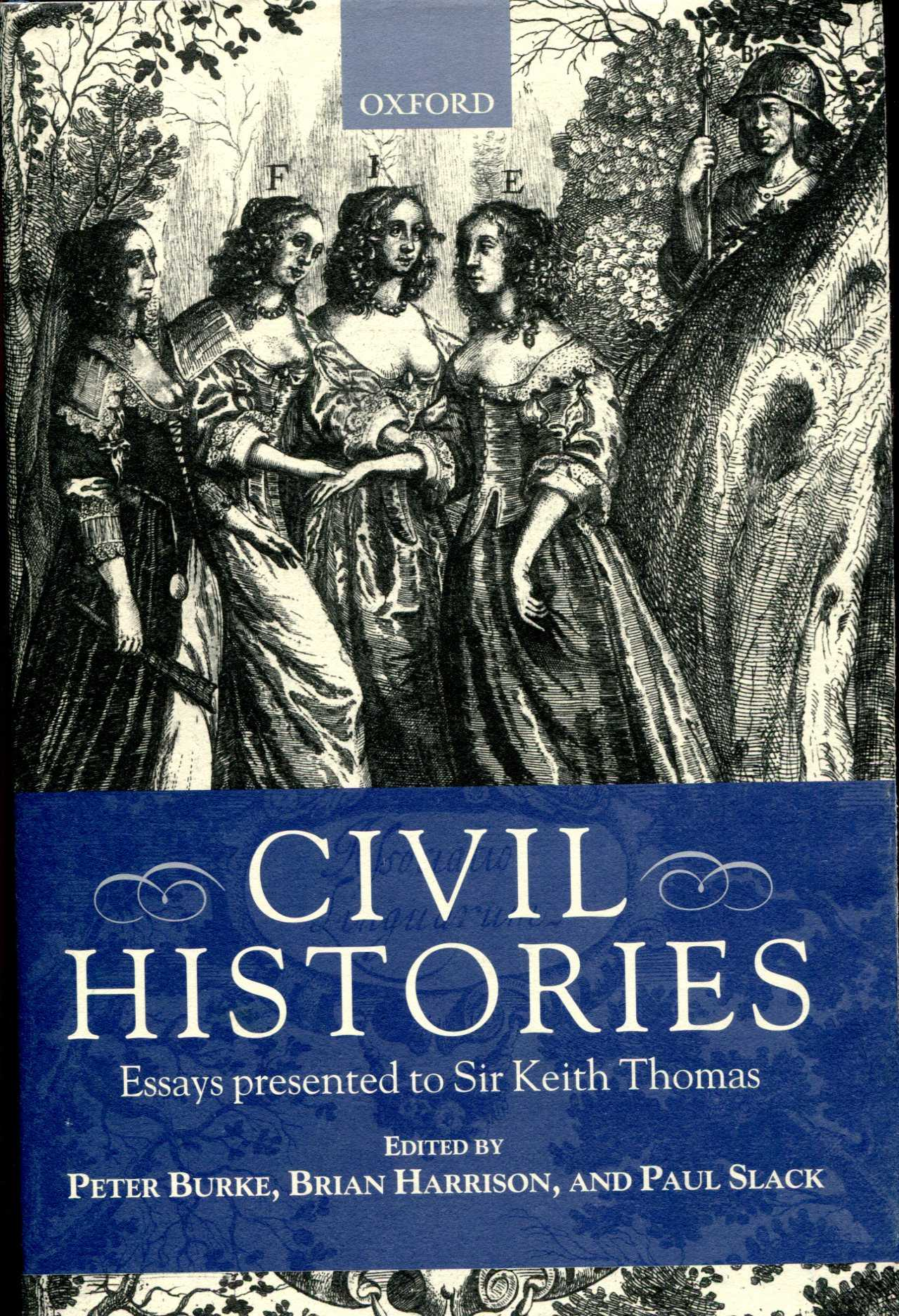 Image for Civil Histories: Essays Presented to Sir Keith Thomas