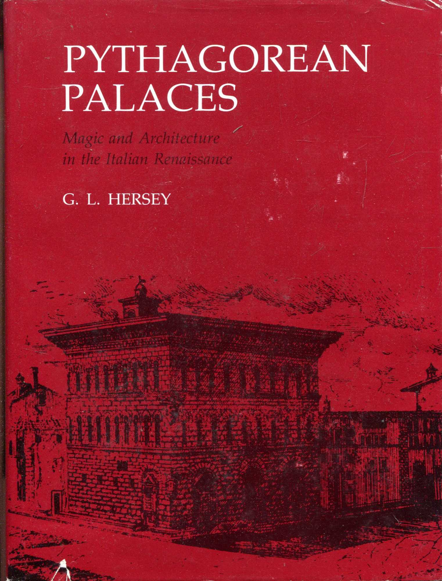 Image for Pythagorean palaces: Magic and architecture in the Italian Renaissance