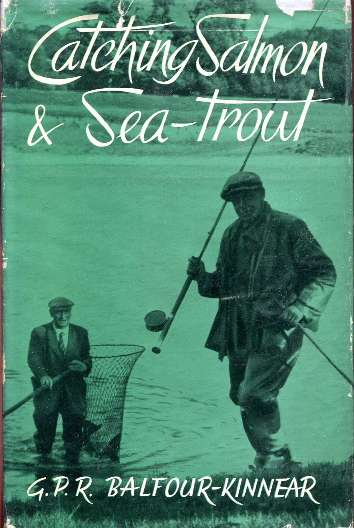 Image for Catching Salmon and Sea-Trout