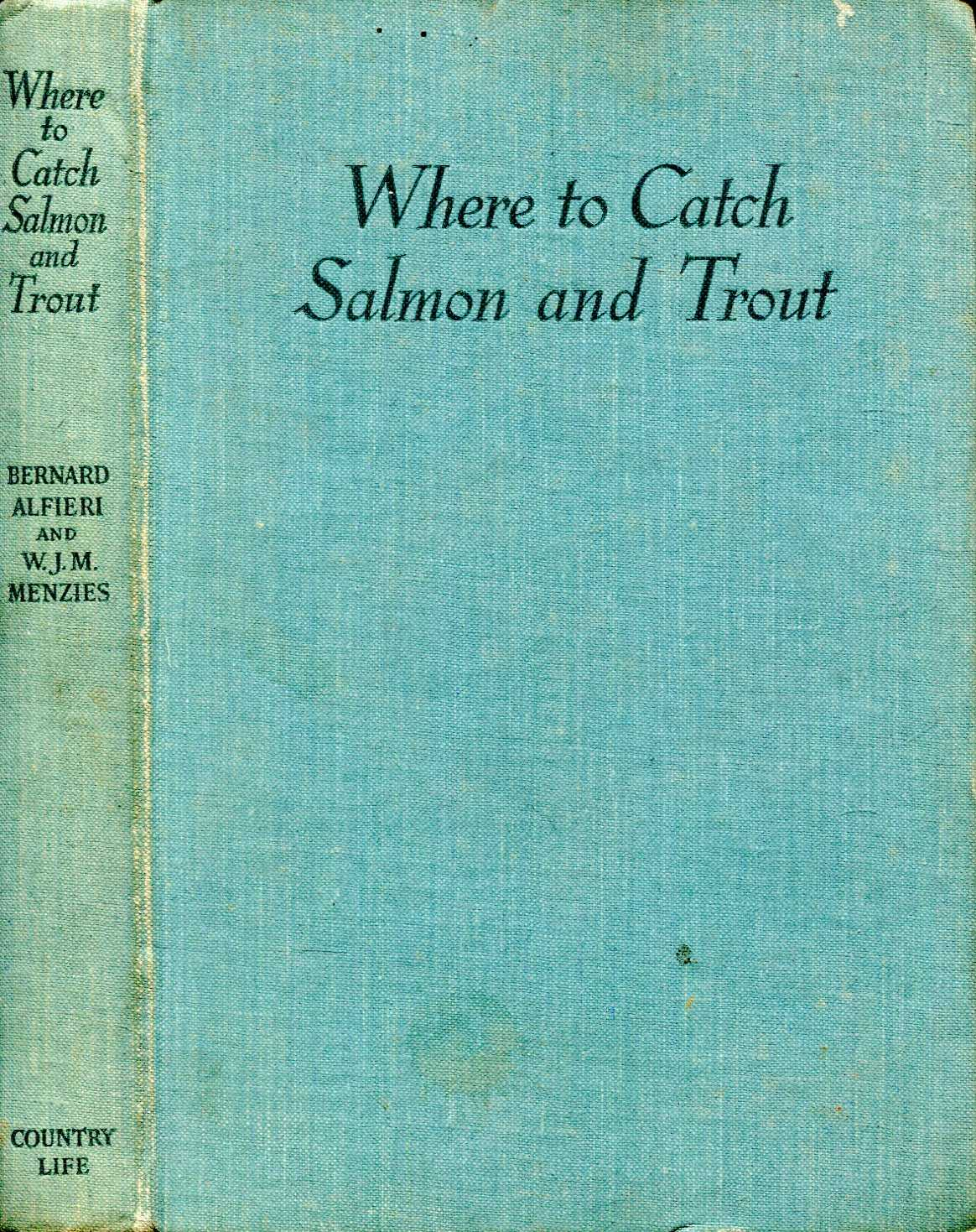 Image for Where to Catch Salmon and Trout in England, Scotland, Wales and Ireland