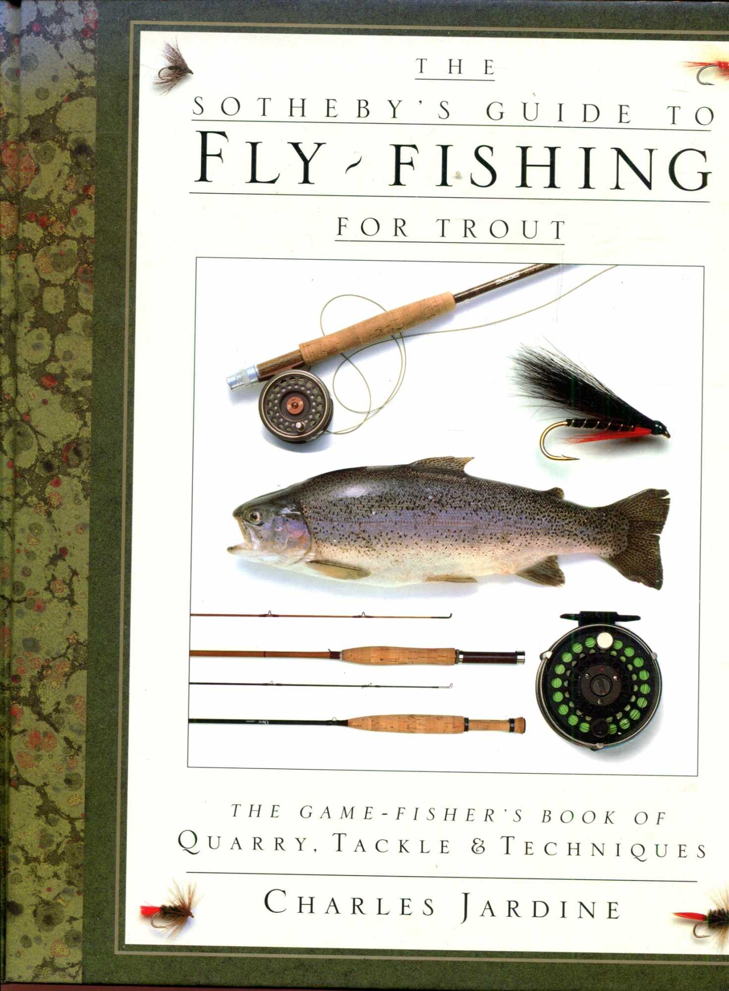 Image for The Sotheby's Guide to Fly-Fishing for Trout