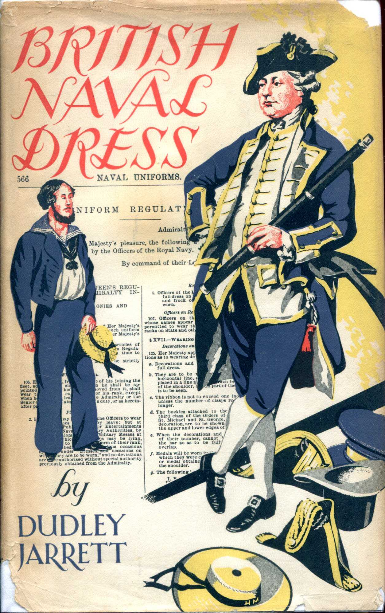Image for British Naval Dress
