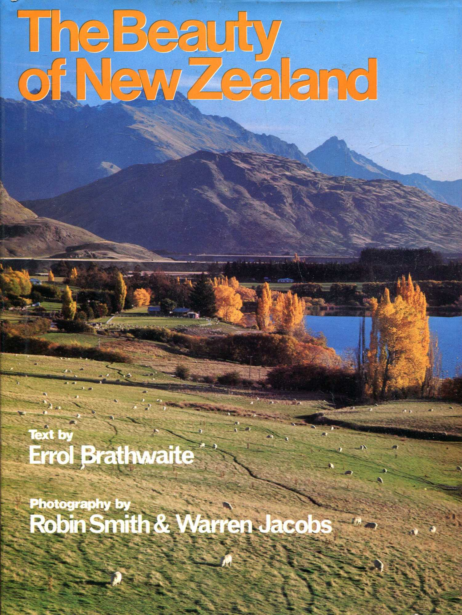 Image for The Beauty of New Zealand