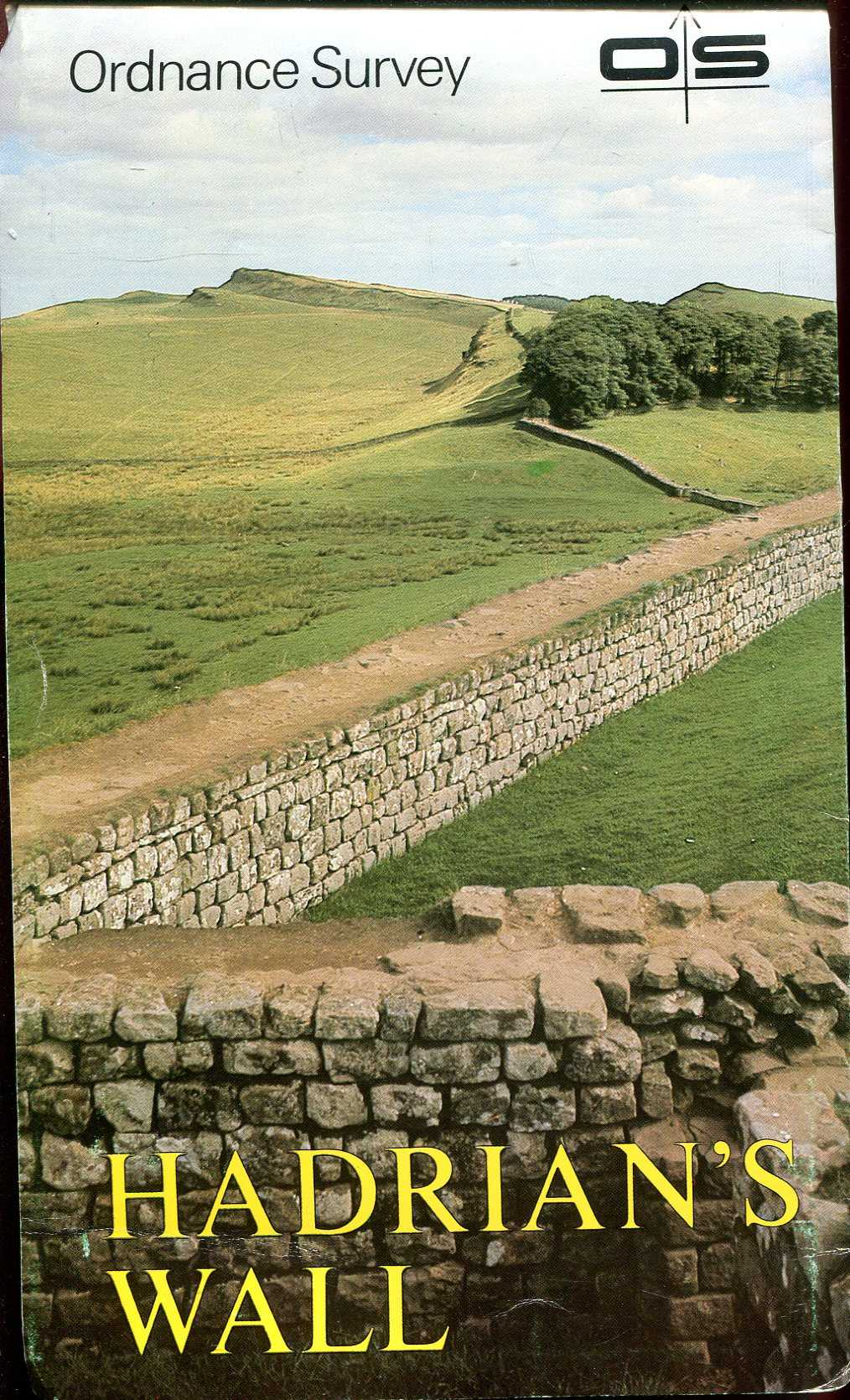 Image for Ordnance Survey Map of Hadrian's Wall 1: 25 000 scale