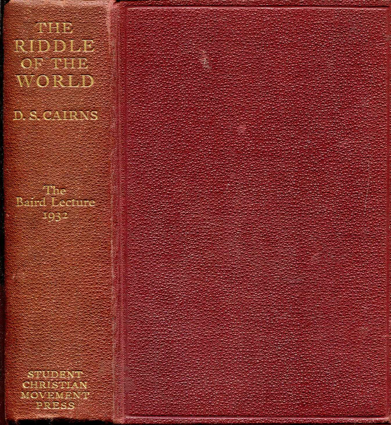 Image for The Riddle of the World