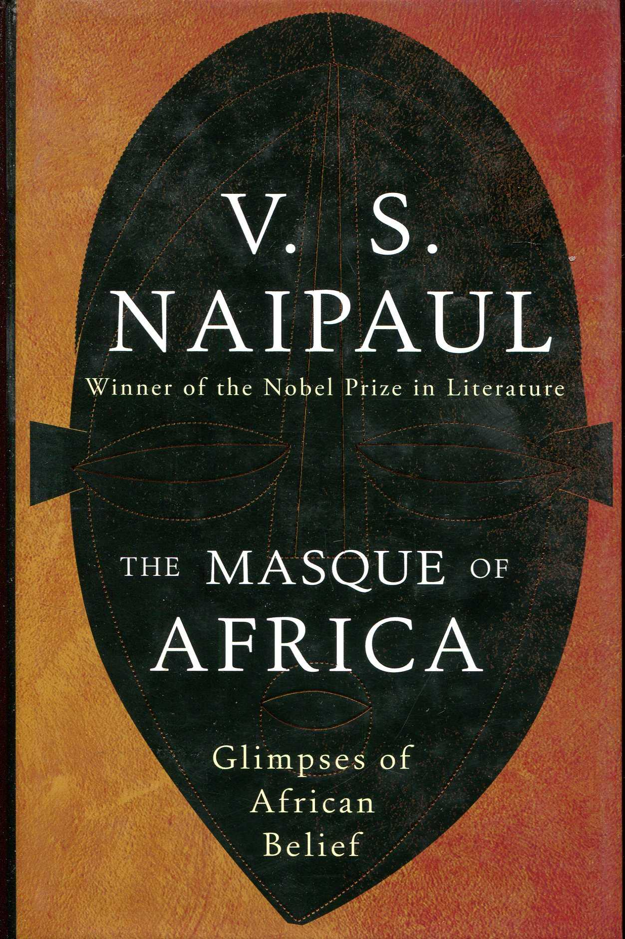 Image for The Masque of Africa : Glimpses of African Belief