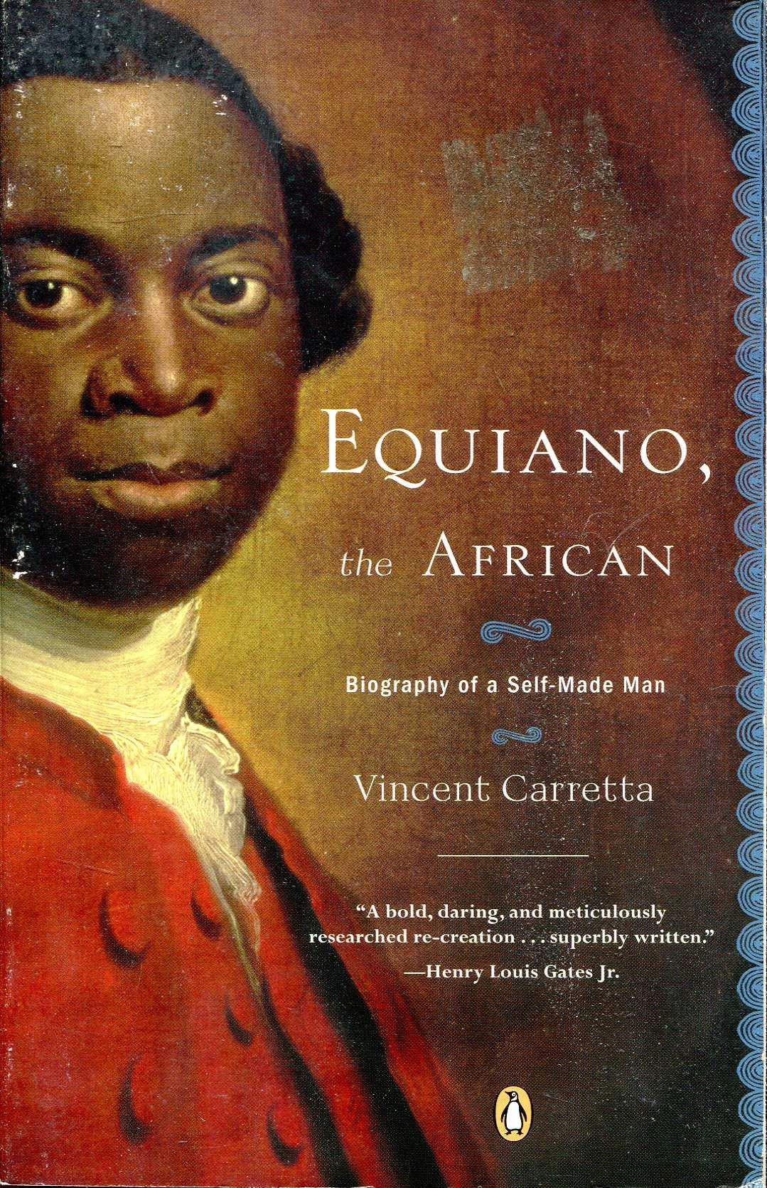 Image for Equiano, the African: Biography of a Self-Made Man