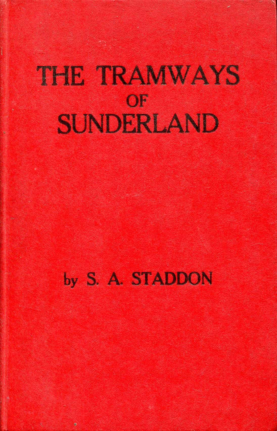 Image for The Tramways of Sunderland