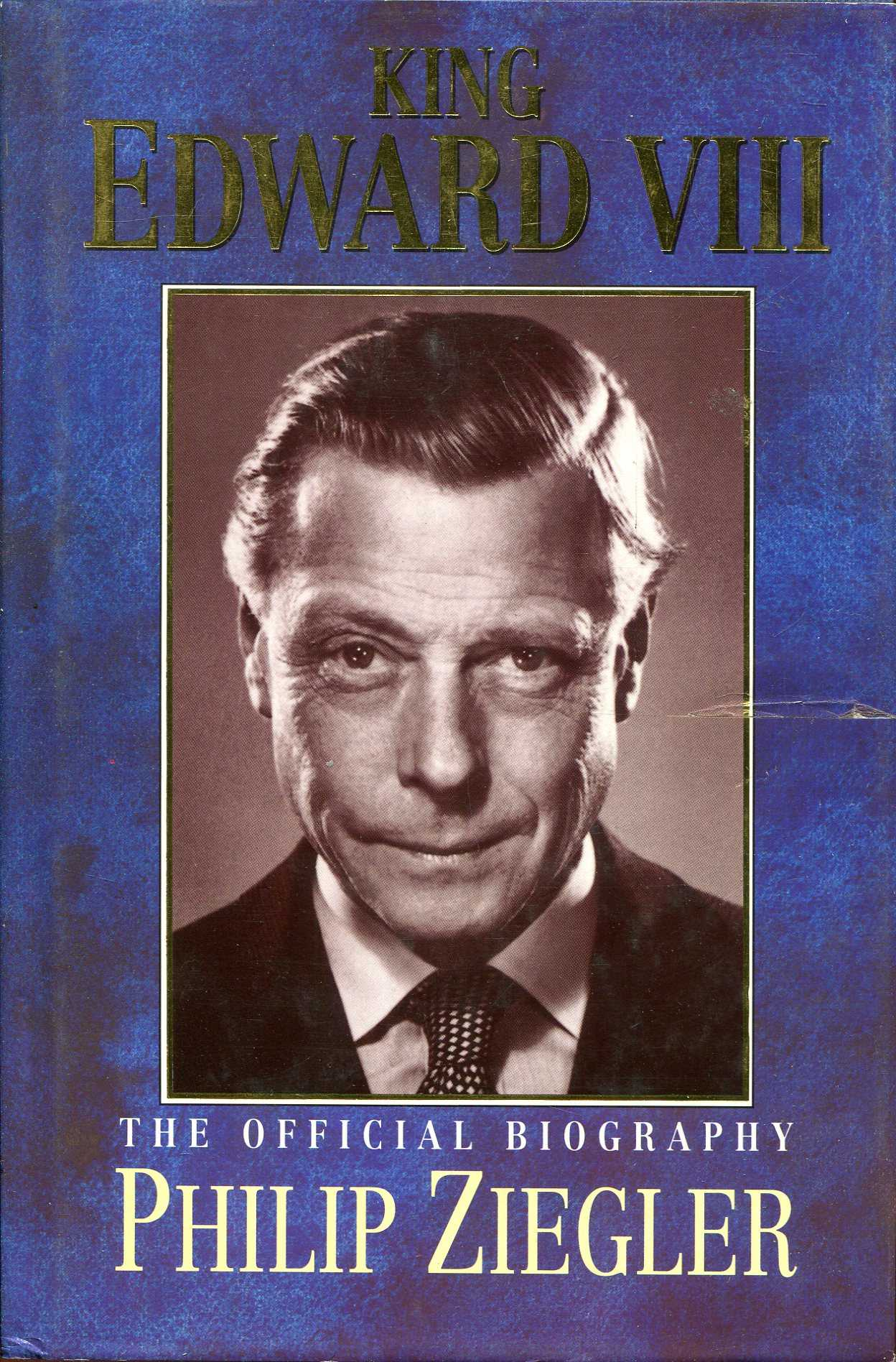Image for King Edward VIII: The official biography