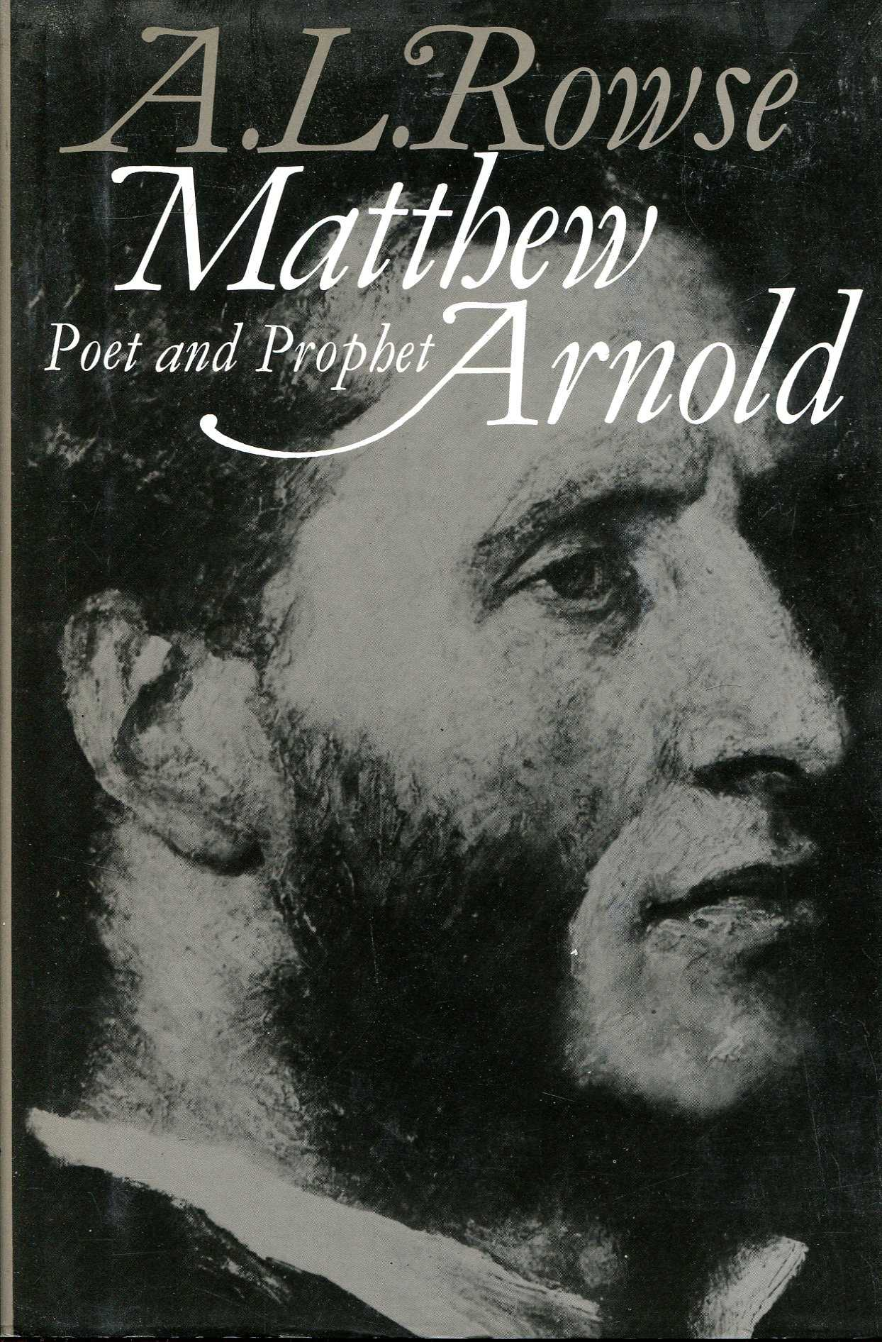 Image for Matthew Arnold: Poet and prophet