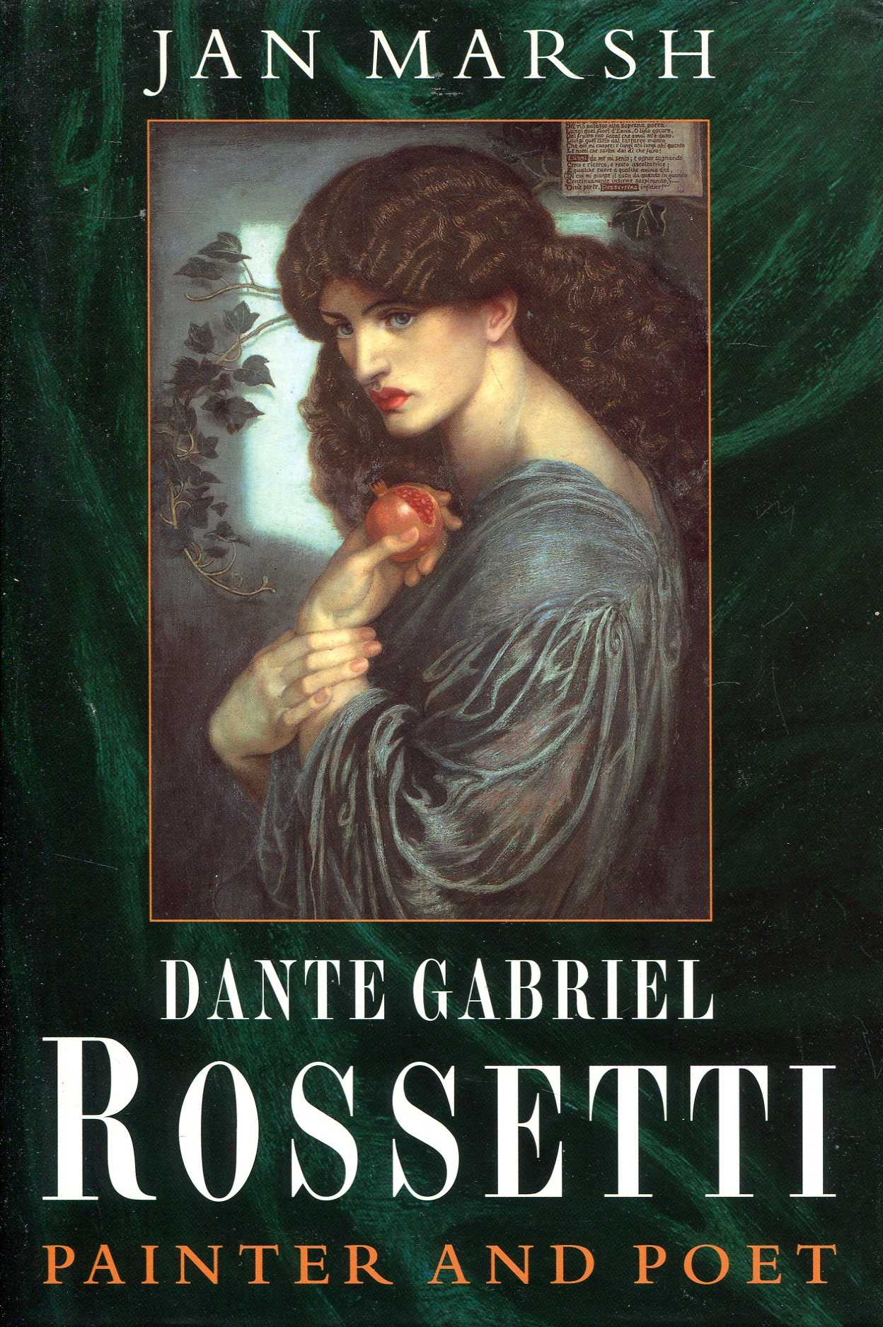 Image for Dante Gabriel Rossetti: Painter And Poet