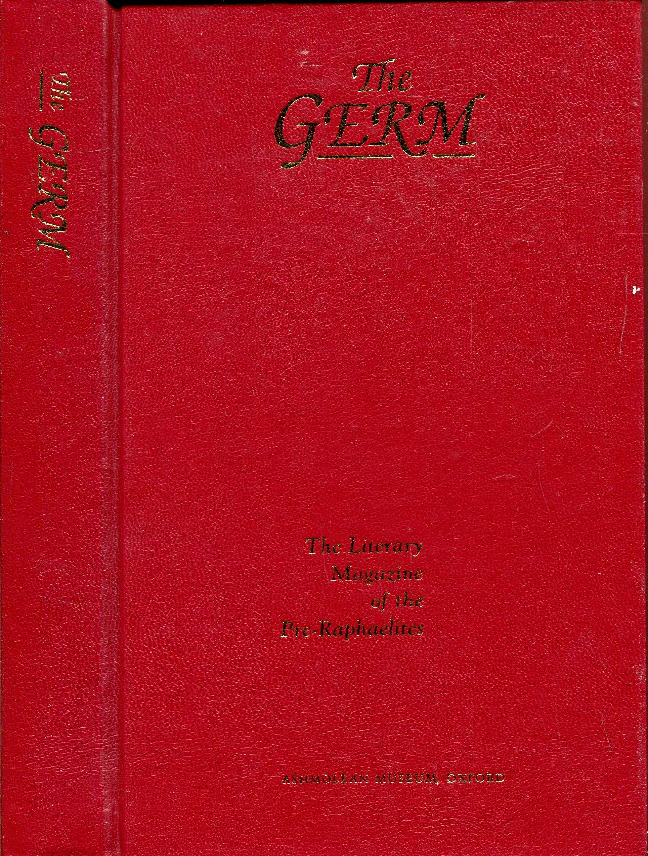 Image for The Germ: The Literary Magazine of the Pre-Raphaelites