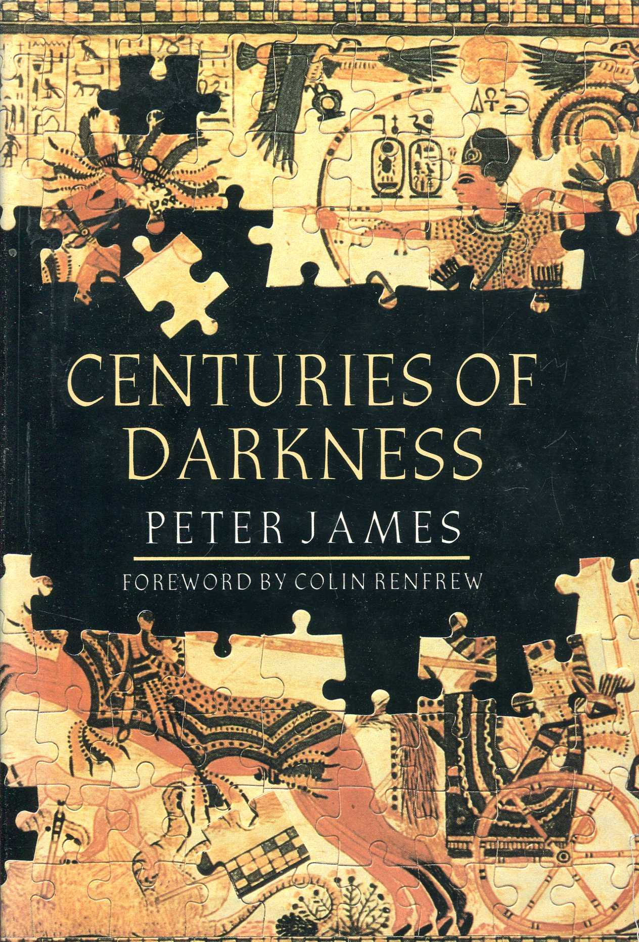 Image for Centuries of Darkness : Challenge to the Conventional Chronology of Old World Archaeology