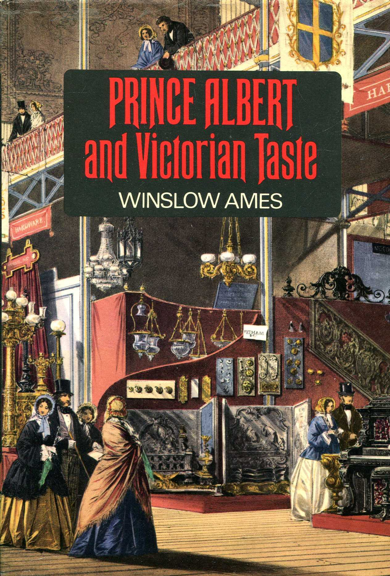 Image for Prince Albert and Victorian Taste