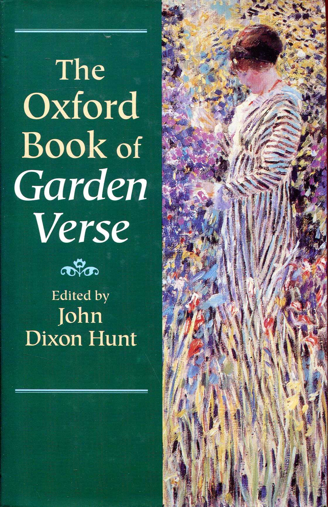 Image for The Oxford Book of Garden Verse