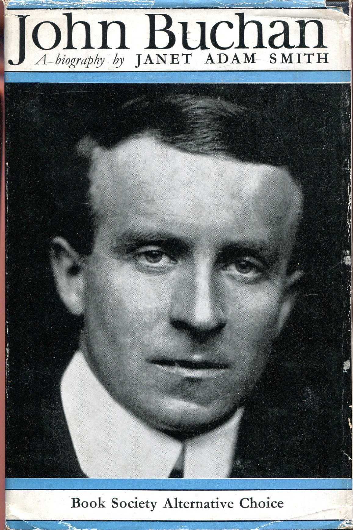Image for John Buchan, a biography