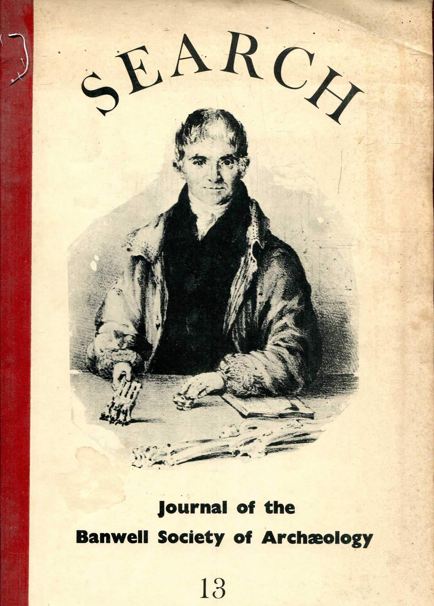 Image for Search : Journal of the Banwell Society of Archaeology No. 13