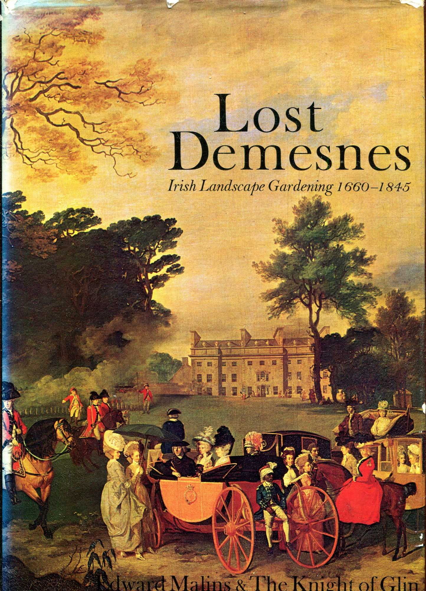 Image for Lost Demesnes: Irish Landscape Gardening, 1660-1845