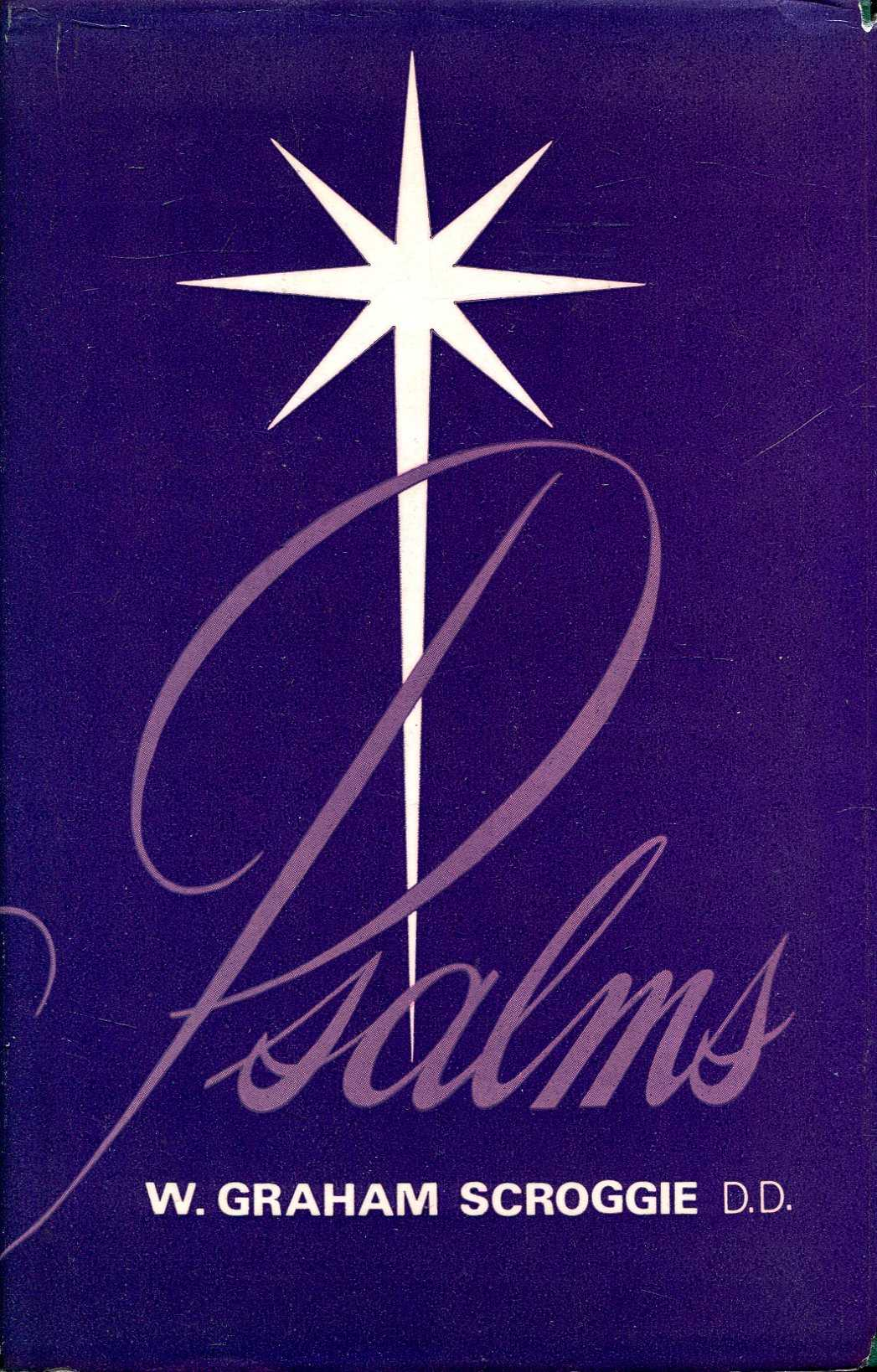 Image for The Psalms: Psalms I to CL