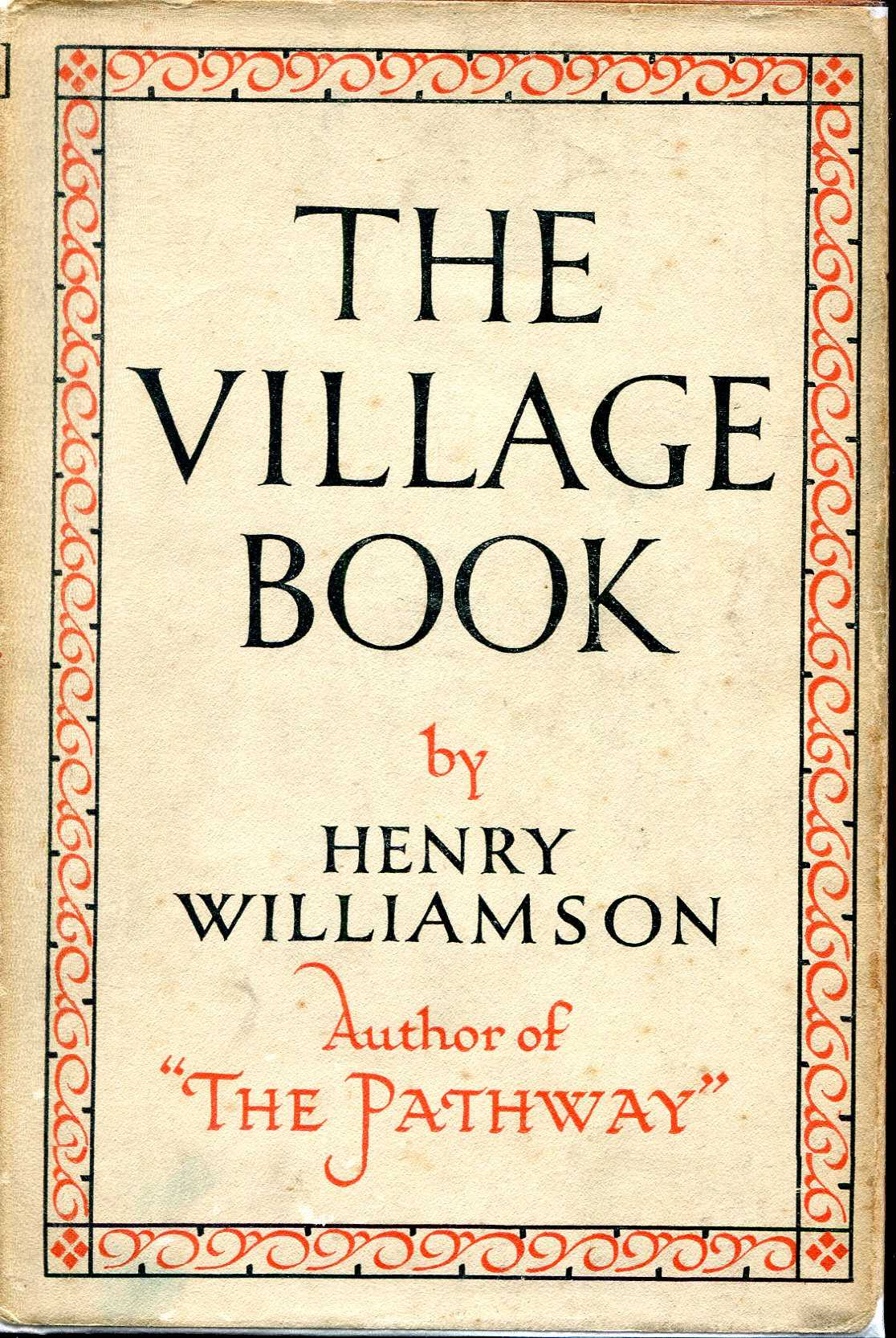 Image for The Village Book