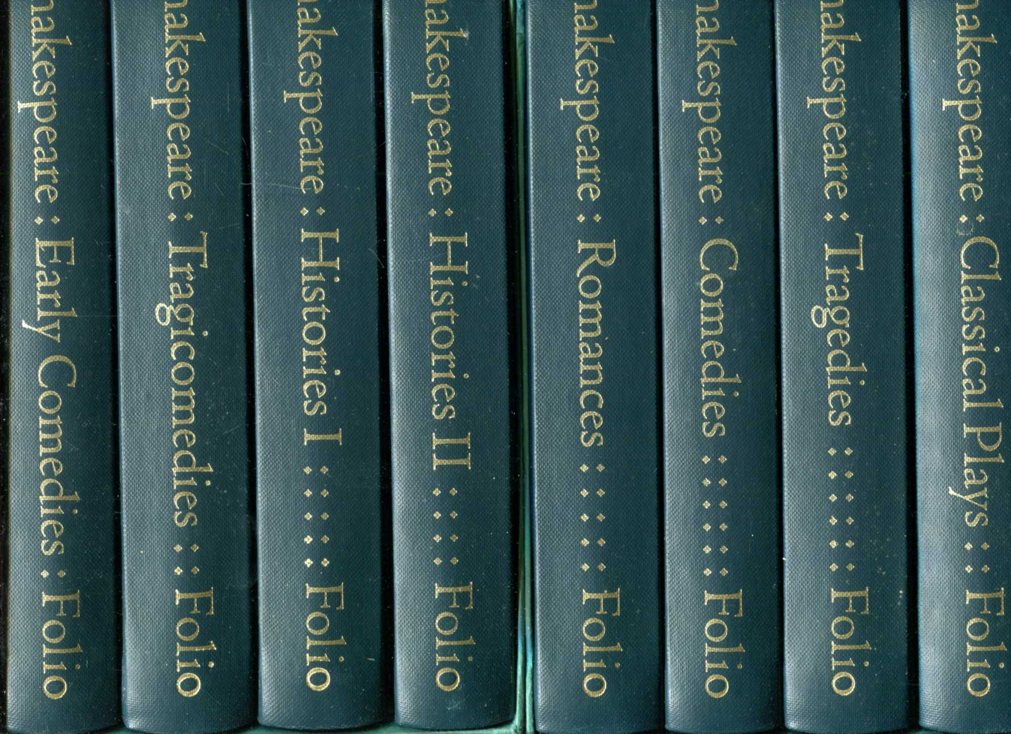 Image for The Complete Plays of William Shakespeare (eight volumes complete)