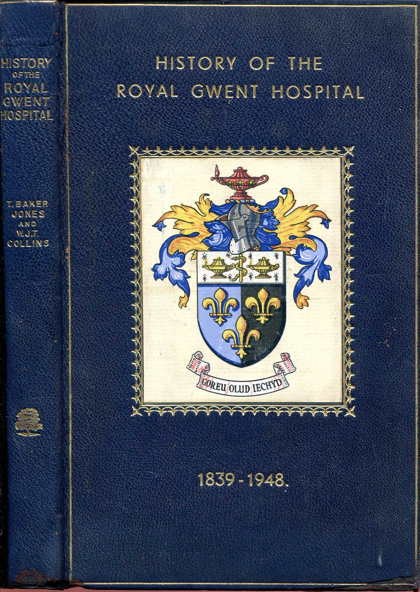 Image for History of The Royal Gwent Hospital