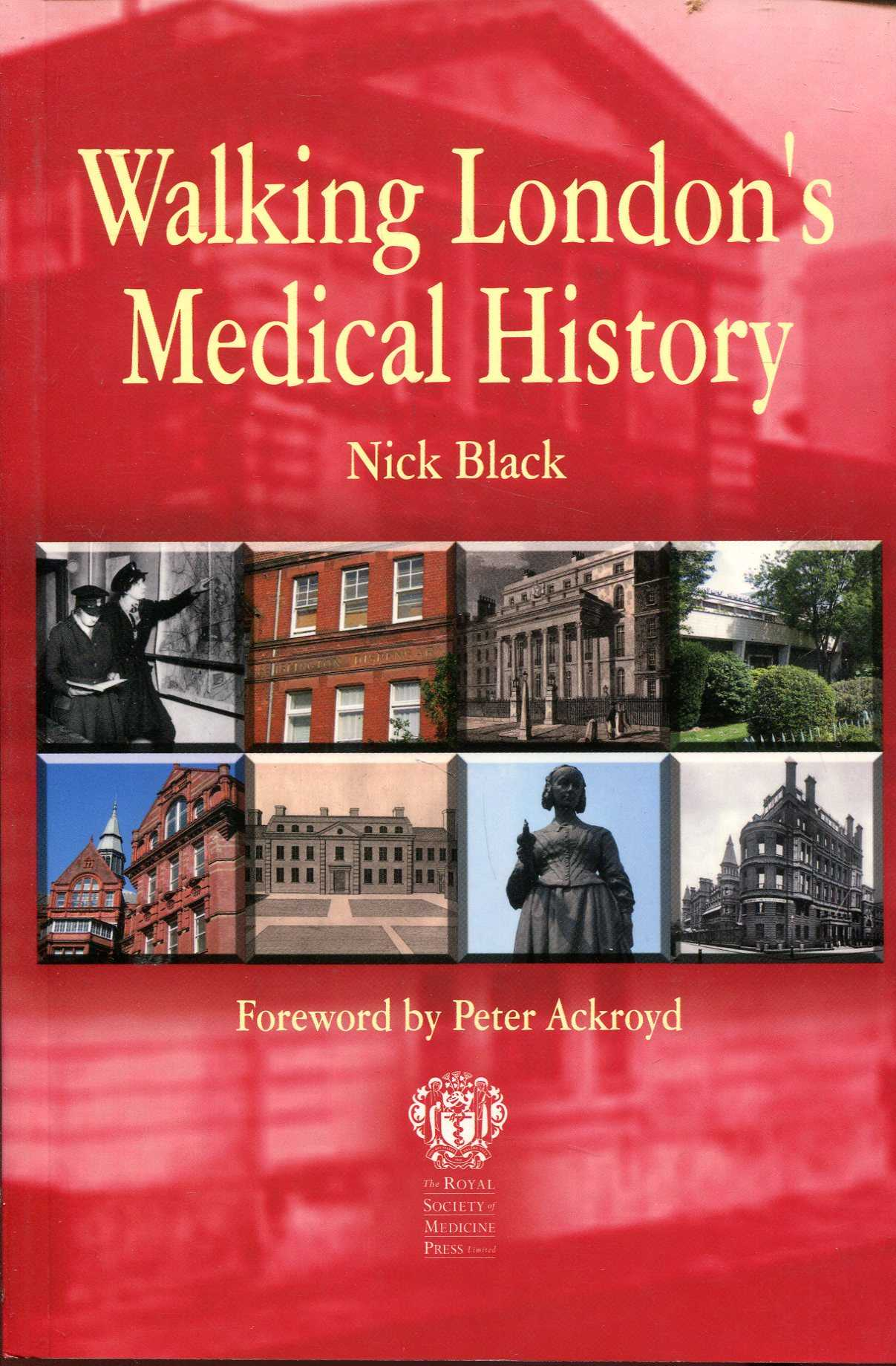 Image for Walking London's Medical History