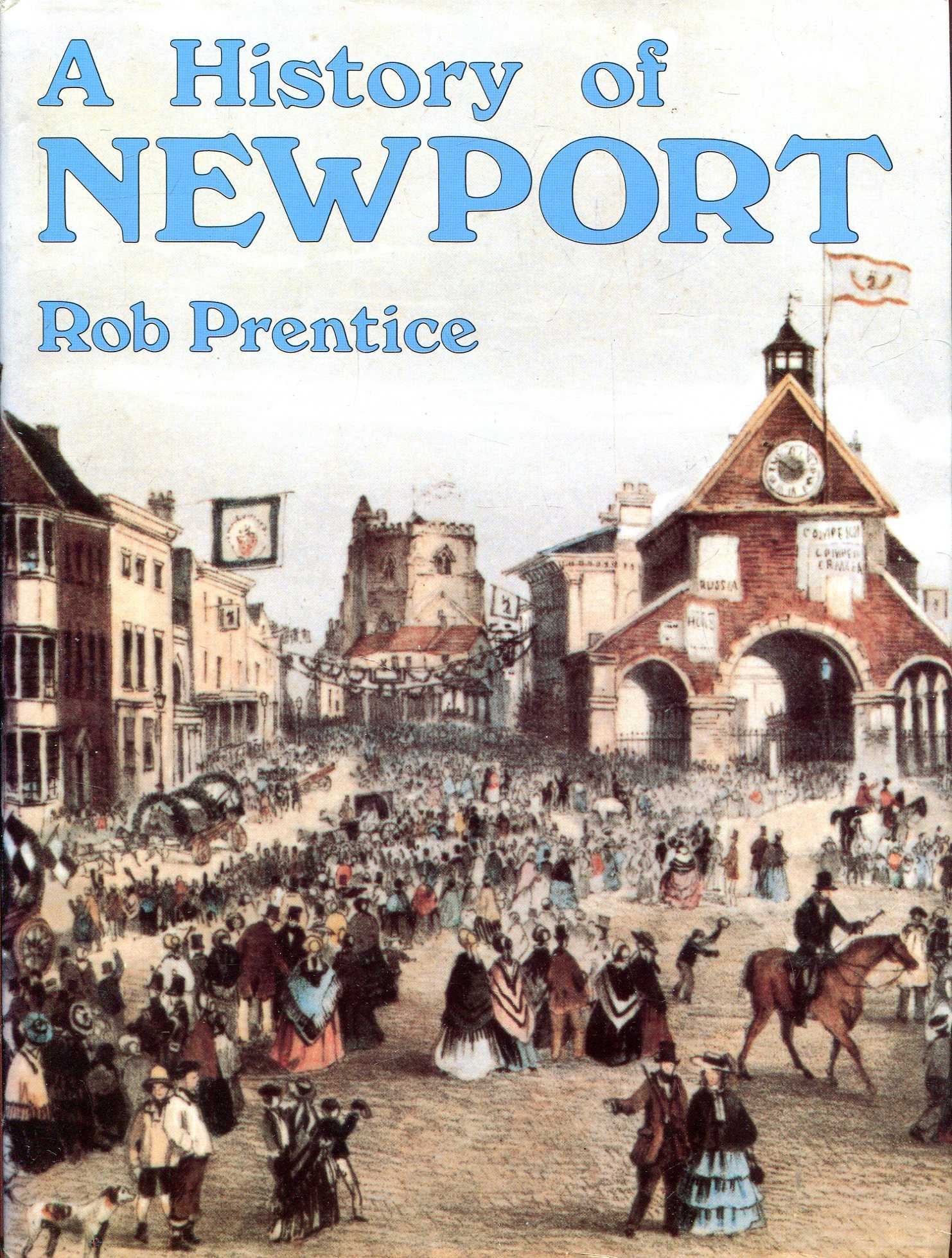 Image for A History of Newport