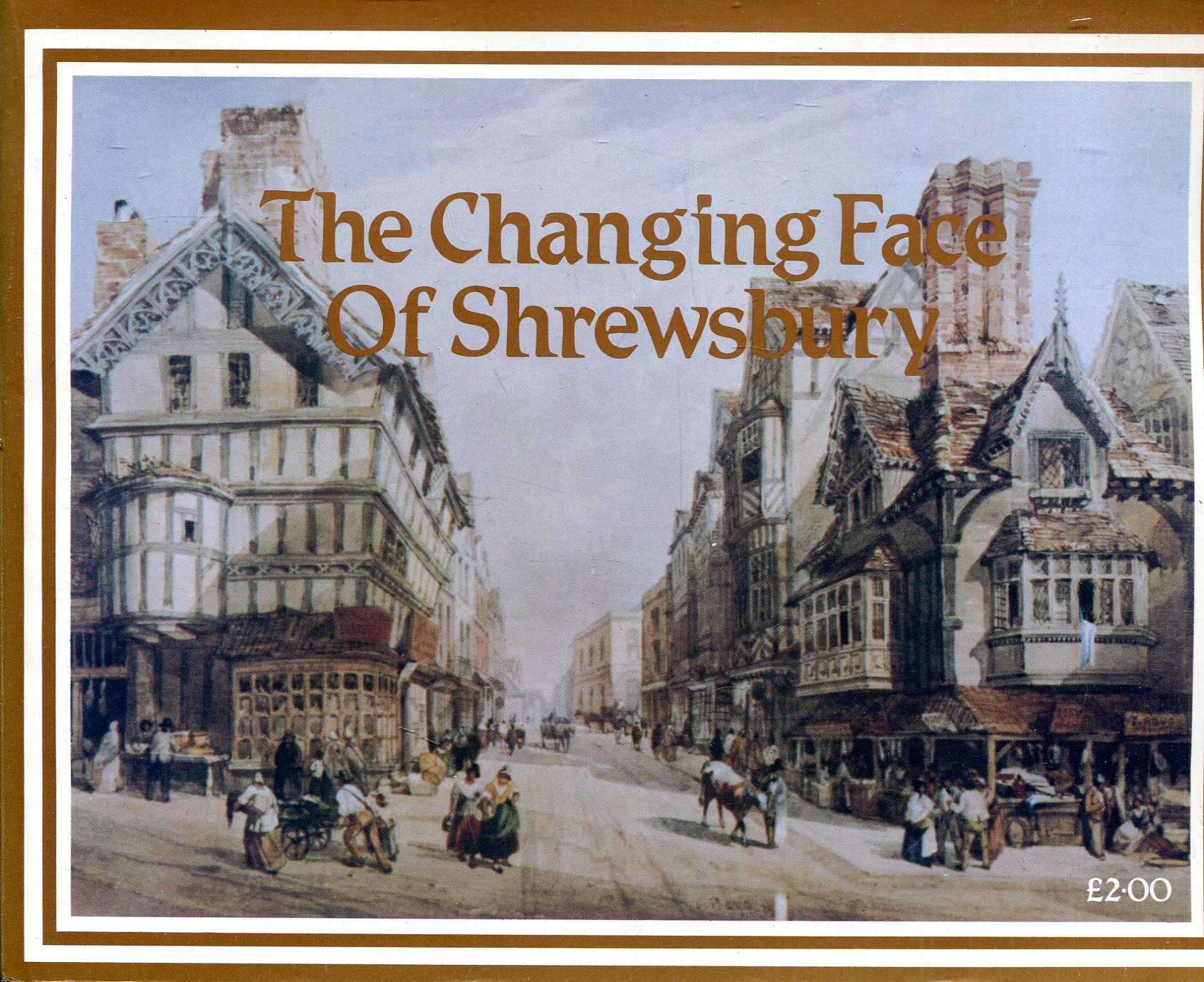 Image for The Changing Face of Shrewsbury: 2nd Series