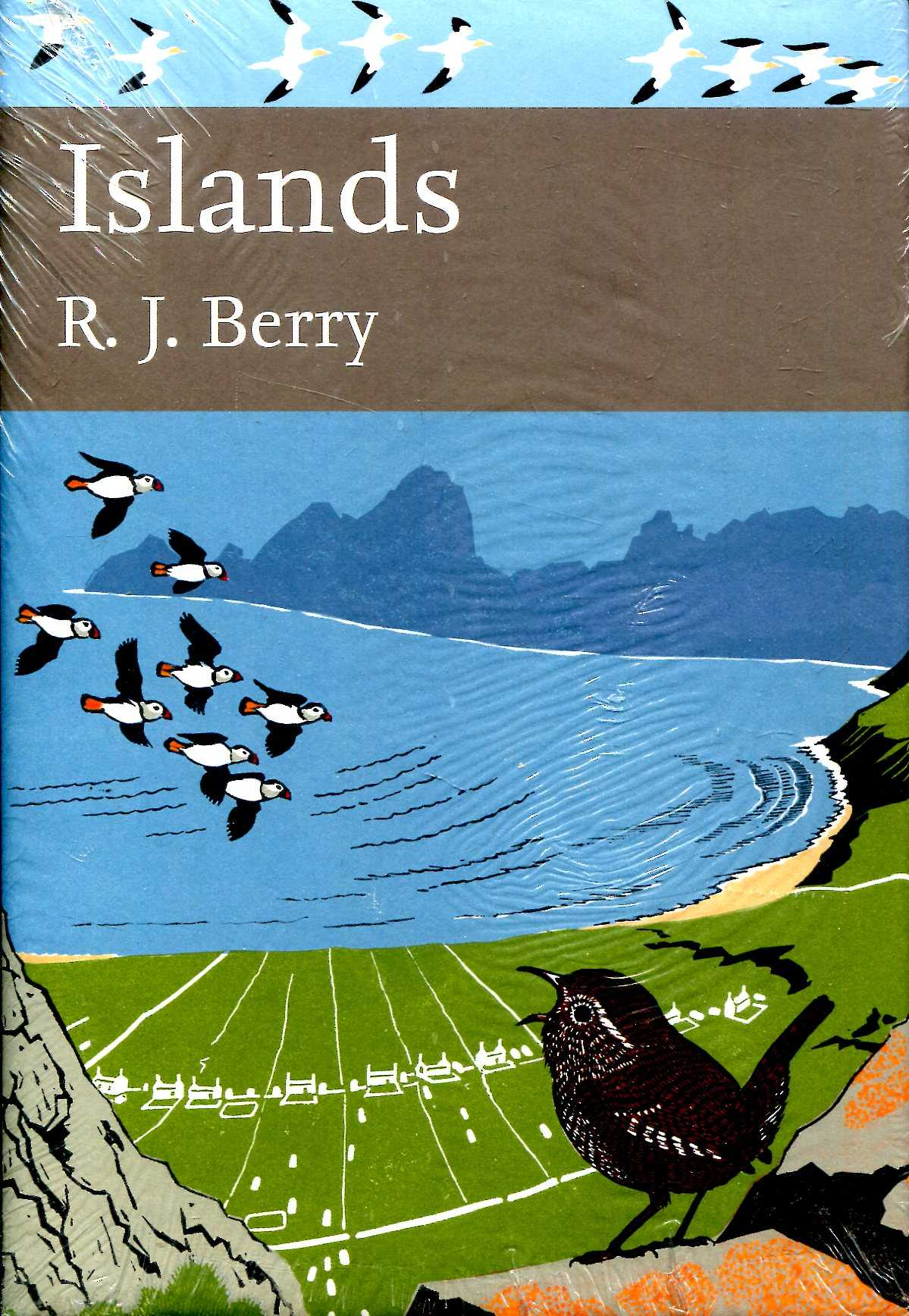 Image for Collins New Naturalist Library No. 109 - Islands