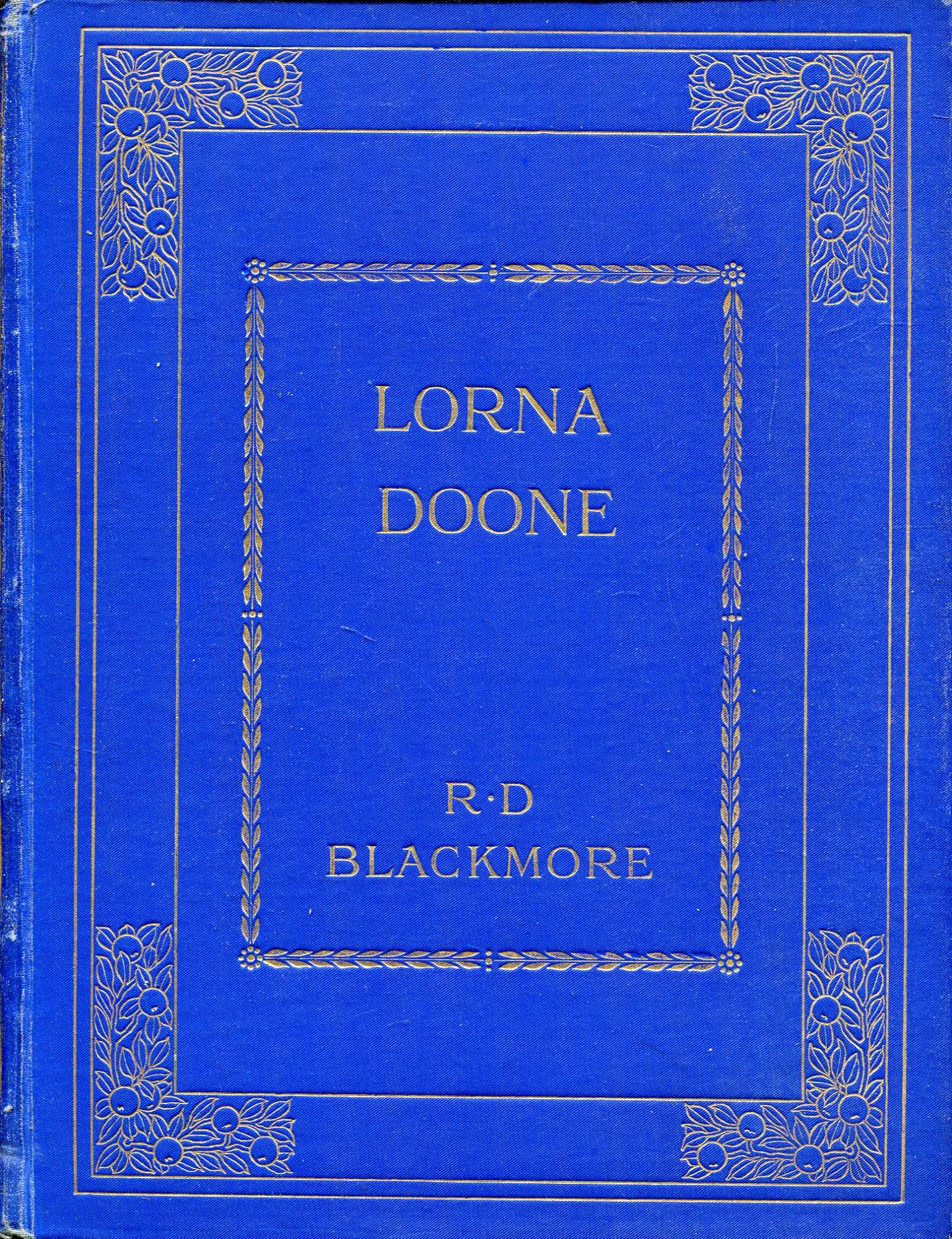 Image for Lorna Doone : A Romance of Exmoor