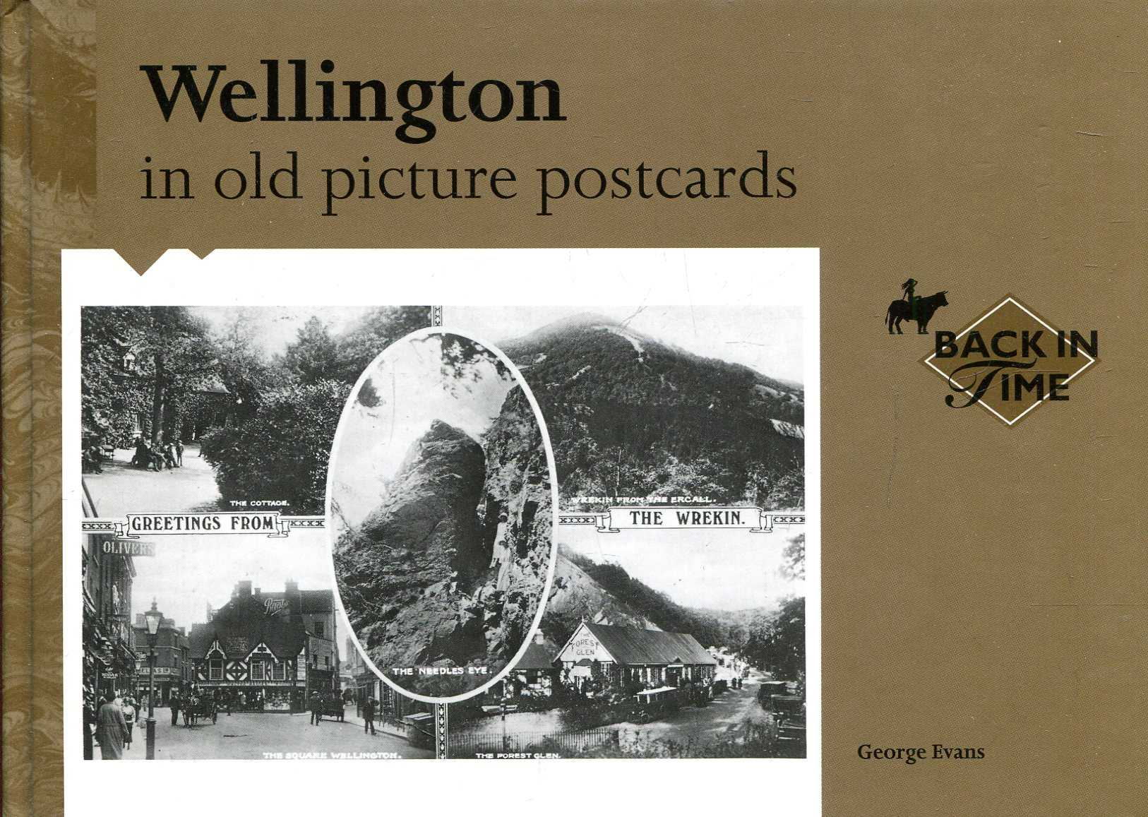 Image for Wellington and The Wrekin in Old Picture Postcards
