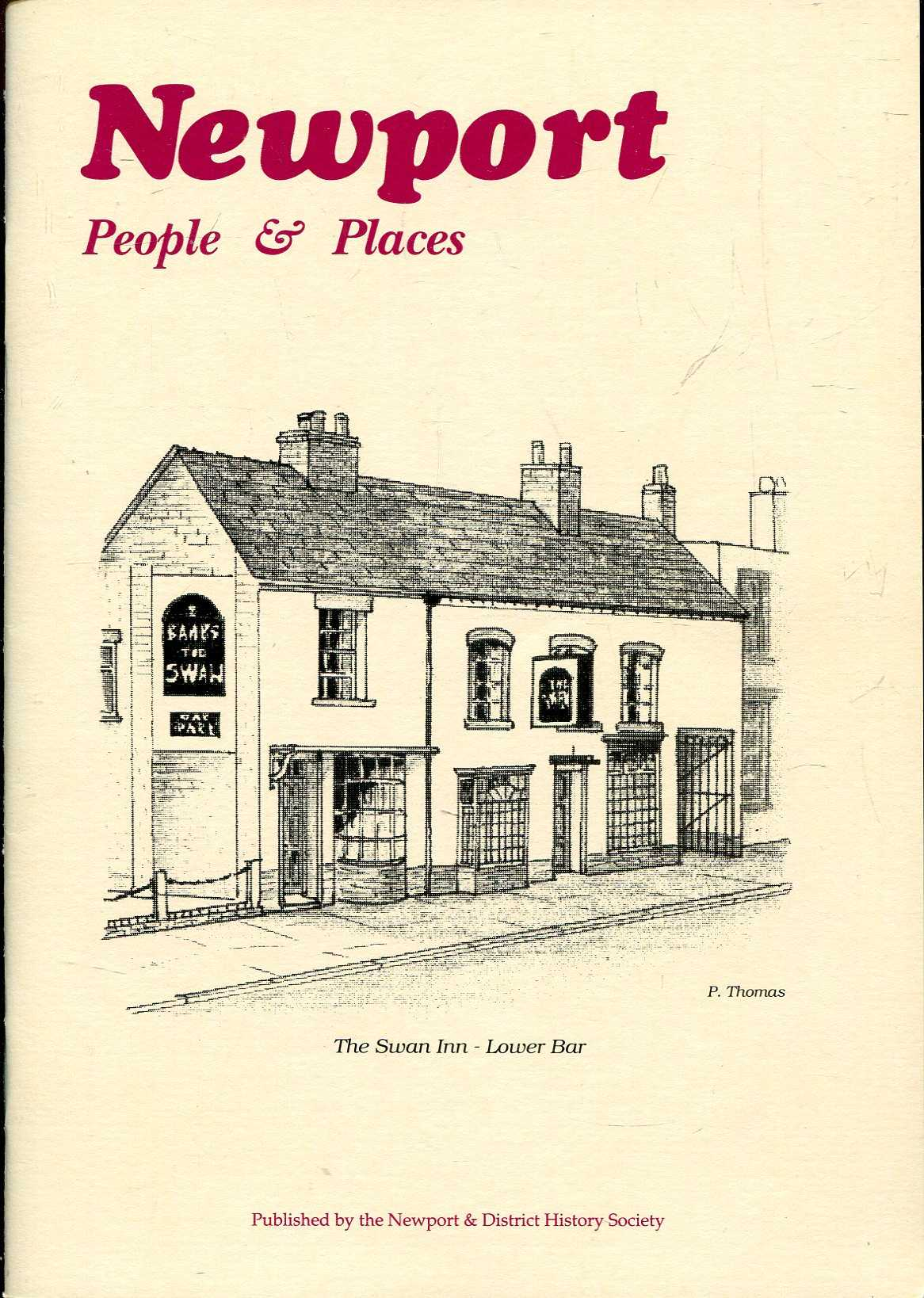 Image for Newport People and Places