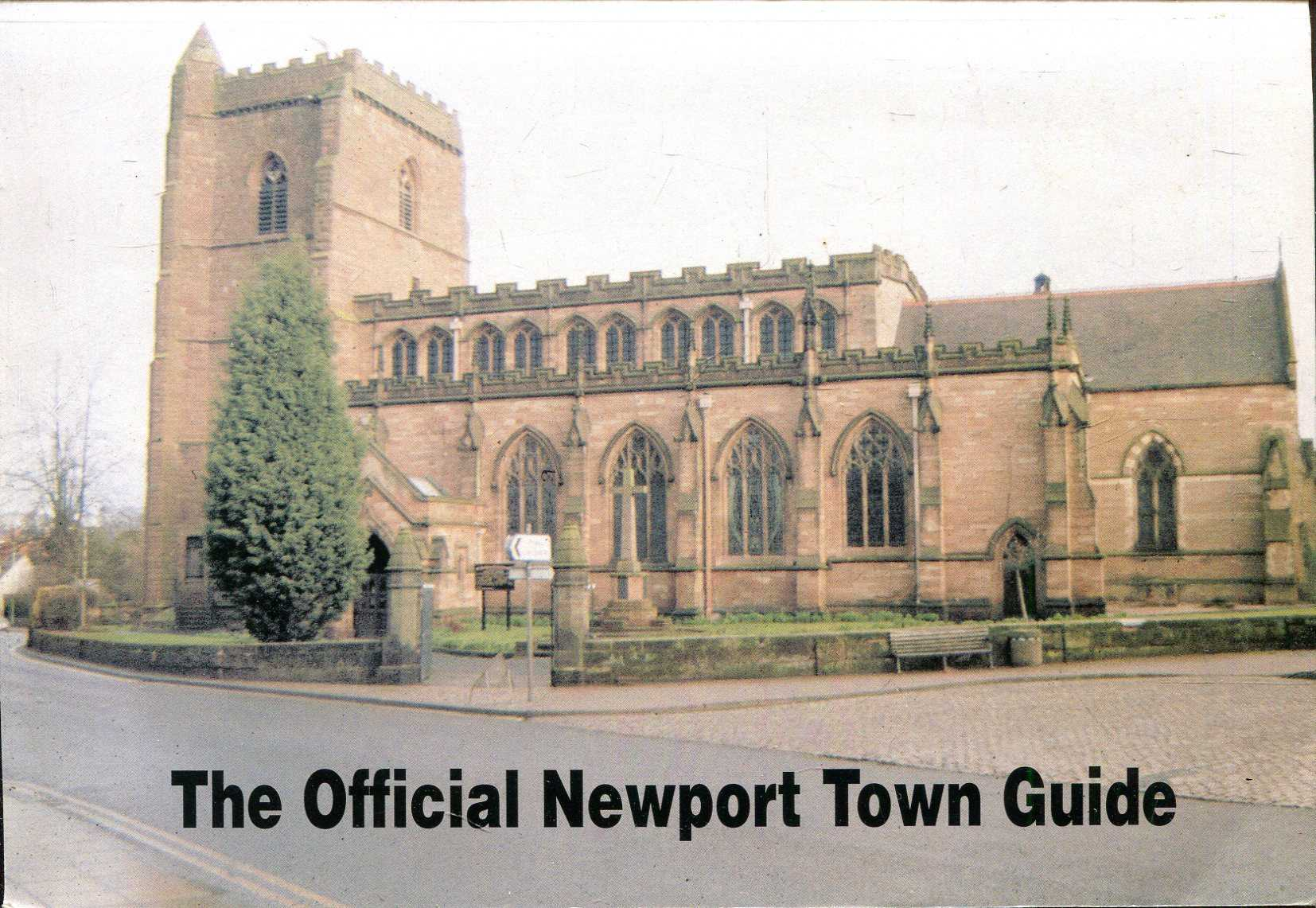 Image for The Official Newport Town Guide