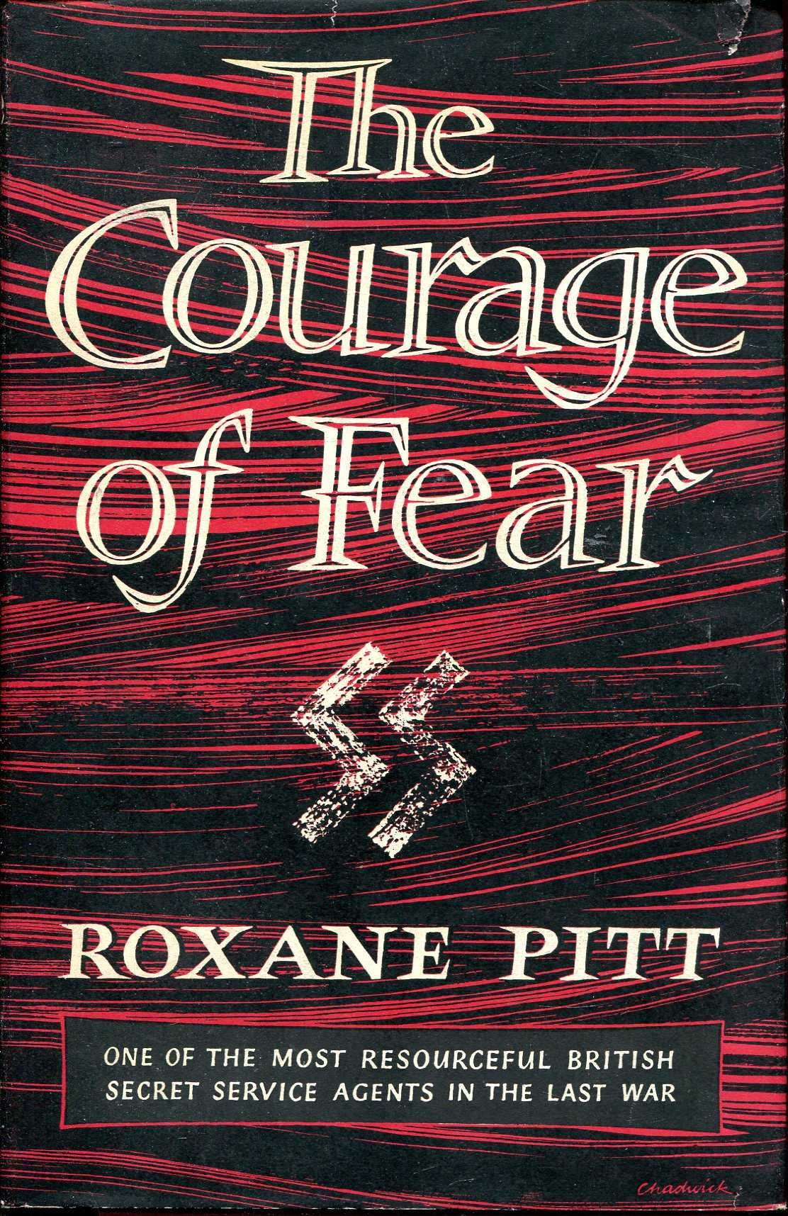 Image for The Courage of Fear