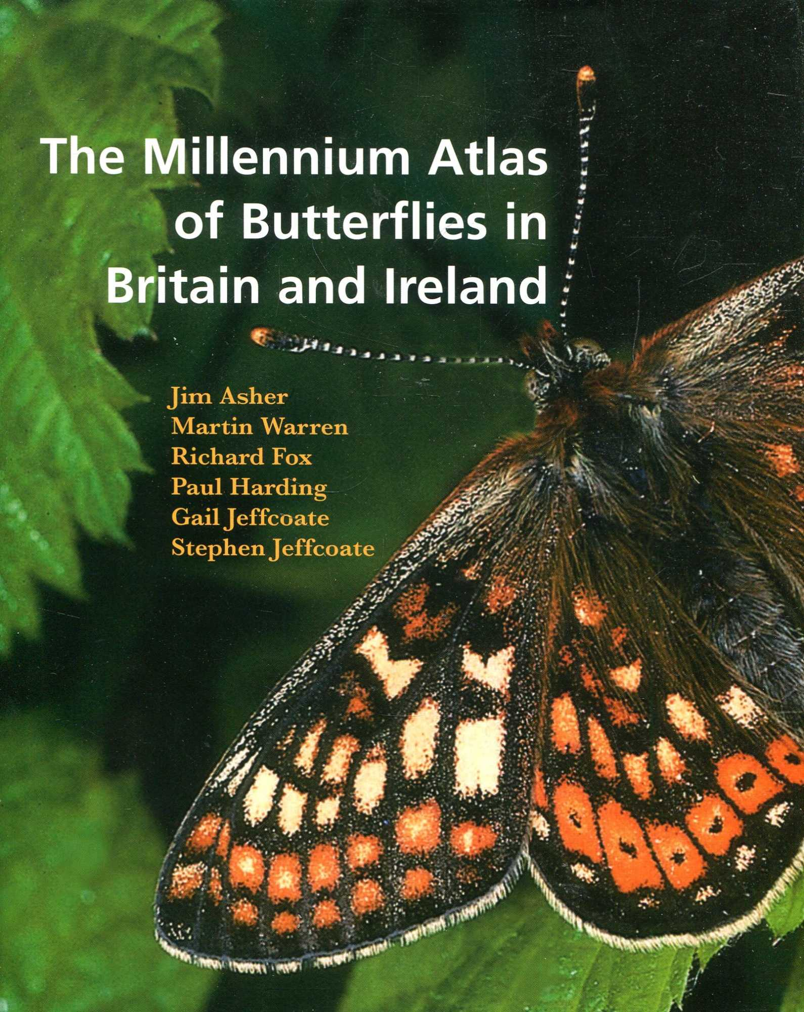 Image for The Millennium Atlas of Butterflies in Britain and Ireland