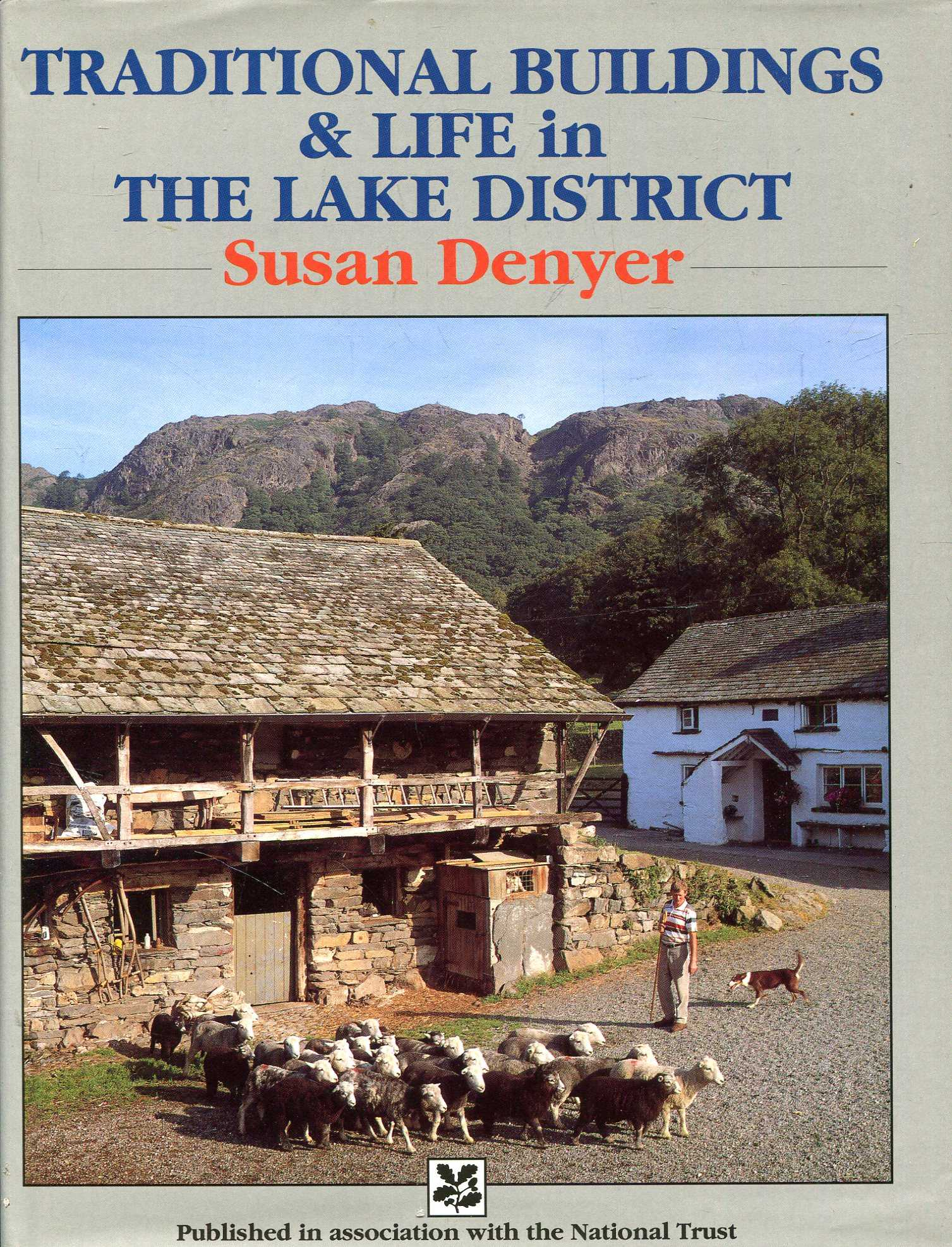 Image for Traditional Buildings and Life in the Lake District